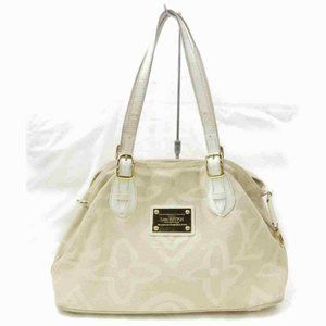 Louis Vuitton Tahitienne Cabas PM Beige Tote Rare